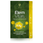 Complément alimentaire bio Elemvitals. Magnesium with siberian herbs, 60 gélules 500038