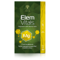 Complément alimentaire bio Elemvitals. Magnesium with siberian herbs, 60 gélules
