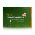 Complément alimentaire bio Trimegavitals. All-Natural Beta-Carotene in Sea Buckthorn Oil, 30 gélules