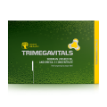 Complément alimentaire bio Trimegavitals. Siberian linseed oil and omega-3 concentrate, 30 gélules