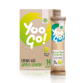Yoo Go! Active Fiber Drink Mix (Apple-Lemon)