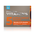 Complément alimentaire Essential Vitamins. Betaine & B-vitamins